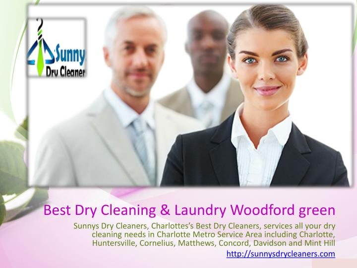 best dry cleaning laundry woodford green