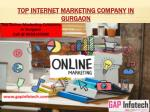 top internet marketing company in gurgaon