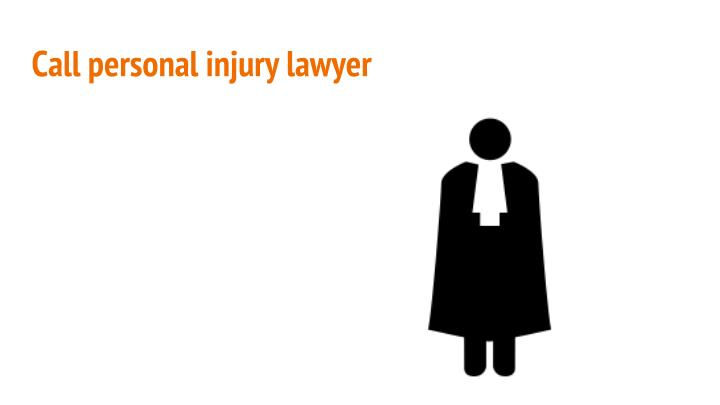 Call personal injury lawyer