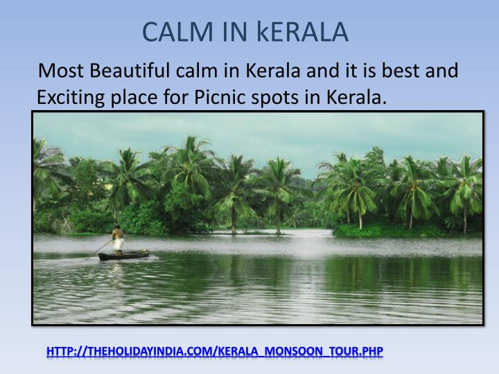 Most Beautiful Place In Kerala Wonderful Place