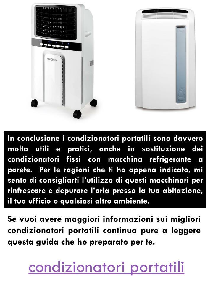 condizionatori