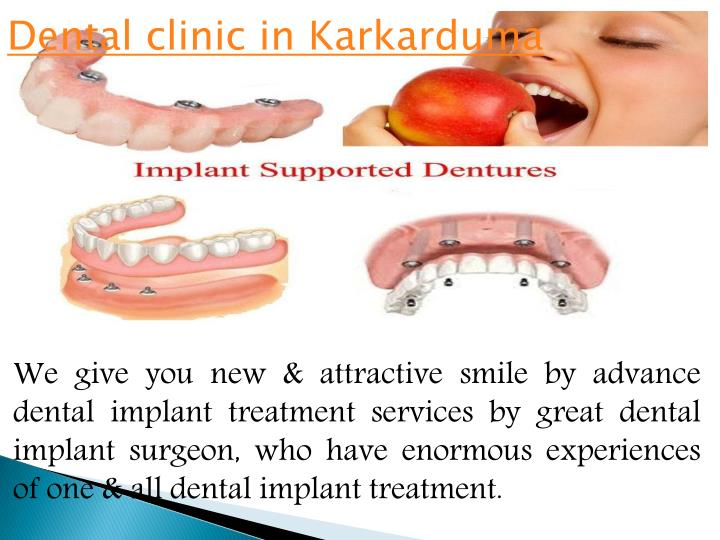 Dental clinic in