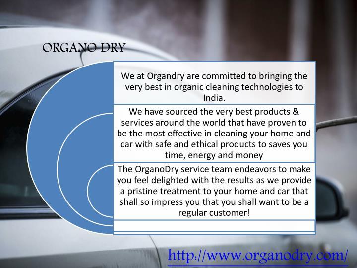 ORGANO DRY