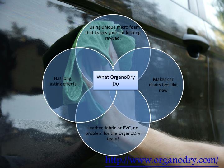 What OrganoDry Do