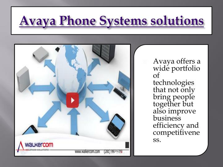 how to use avaya phone system
