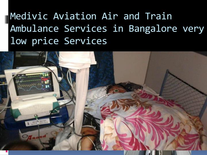 Ppt Medivic Aviation Emergency Air Ambulance Services In