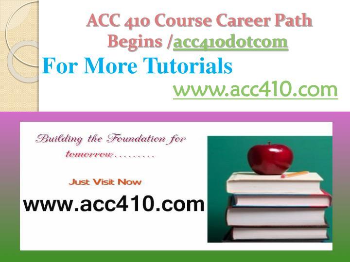 ACC 410