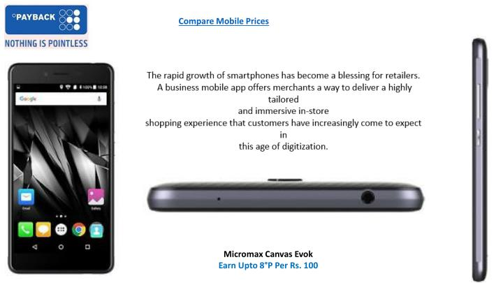 Compare Mobile Prices