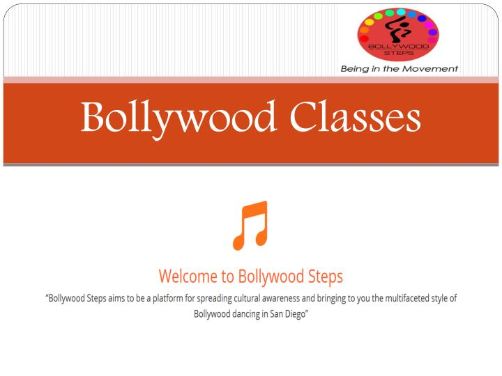 Bollywood classes