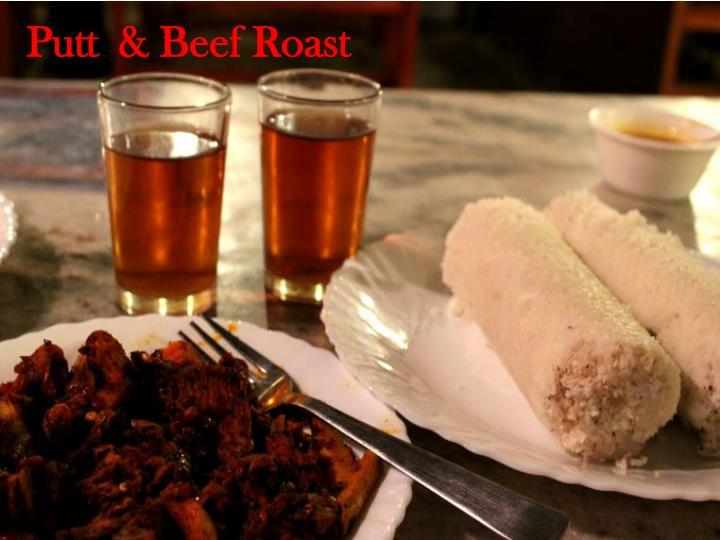 Putt  & Beef Roast