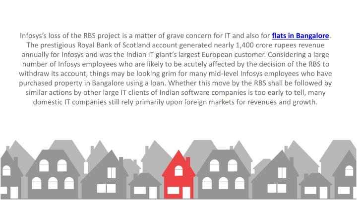 Infosys's loss of the RBS project is a matter of grave concern for IT and also for