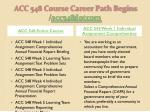 acc 548 course career path begins acc548 dotcom1