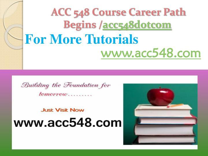 ACC 548