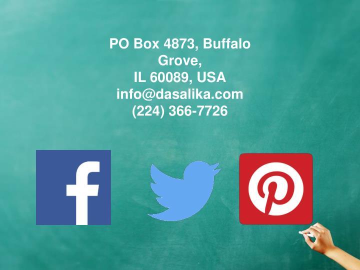 PO Box 4873, Buffalo