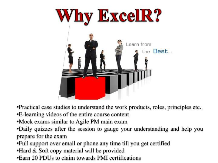 Why ExcelR?