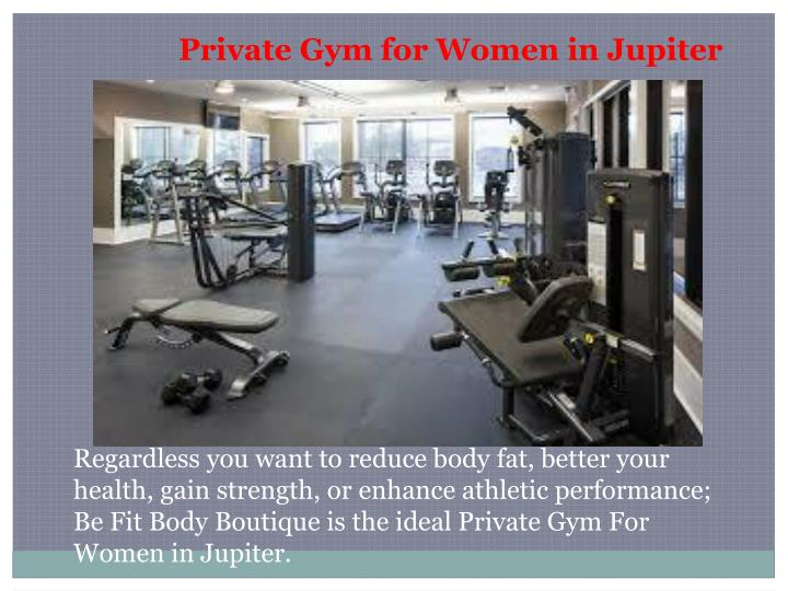 Ppt fitness studio in jupiter powerpoint presentation for Gimnasio jupiter