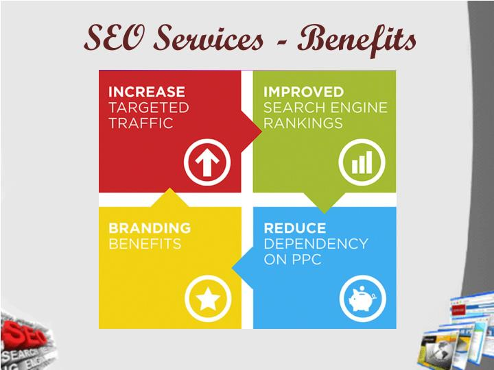 SEO Services - Benefits