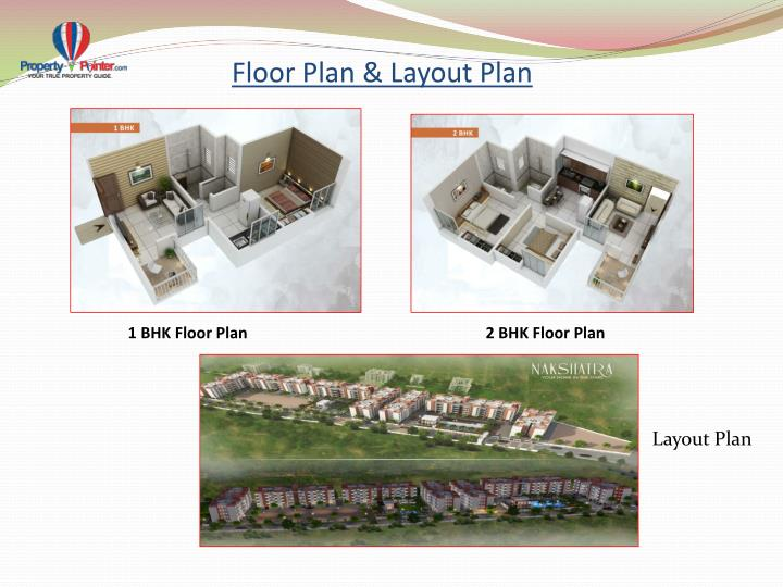 Floor Plan & Layout Plan