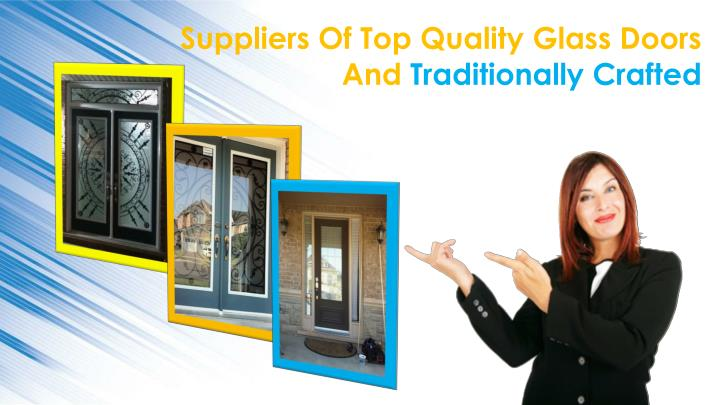 Suppliers Of Top Quality Glass Doors