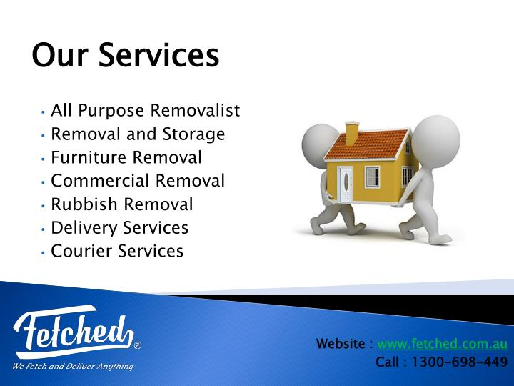 All Purpose Removalist