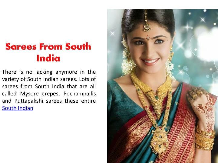 Sarees From
