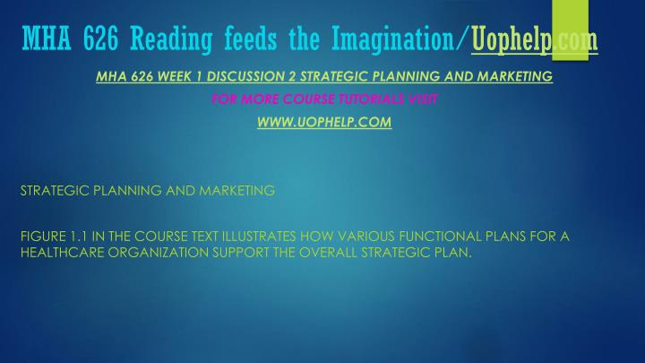 Mha 626 reading feeds the imagination uophelp com2