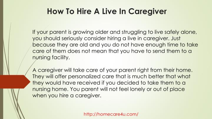How to hire a live in caregiver1