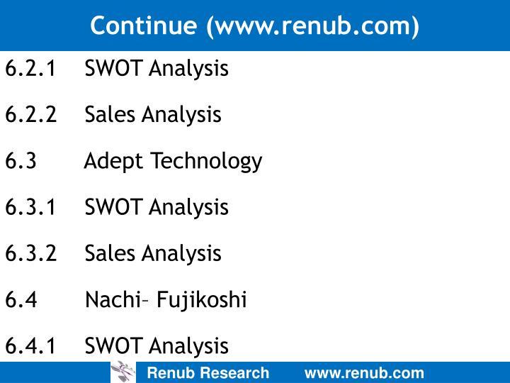 irobot swot analysis Irobot technologies fanuc corporation  513 abb group robot operating  system business swot analysis and forecast 514 abb group.
