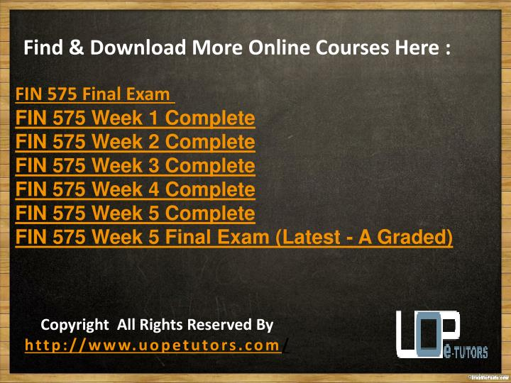Find & Download More Online Courses Here :