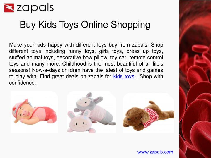 Buy Kids Toys Online Shopping