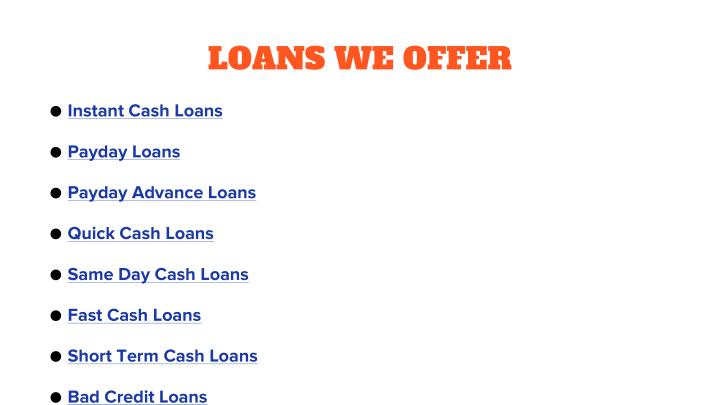 Weekend Payday Loans By Phone - Installment Loans Online Direct ...