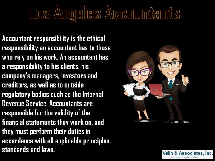 Los Angeles Accountants