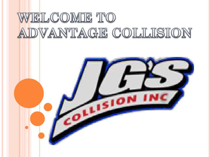 Welcome to advantage collision