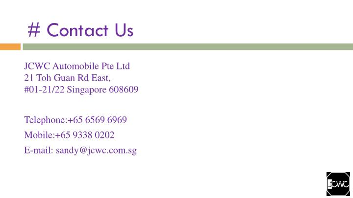 # Contact Us