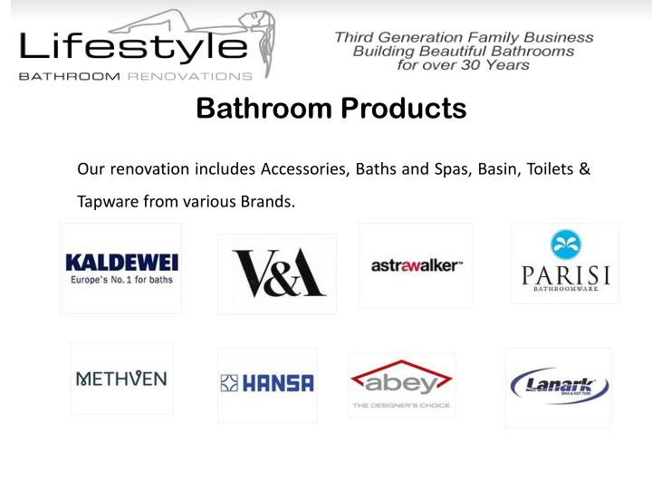 Bathroom Products