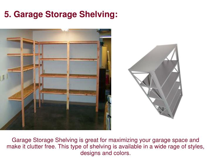 used store fixtures for garages idaho falls ideas - PPT Different Types Shelving PowerPoint Presentation