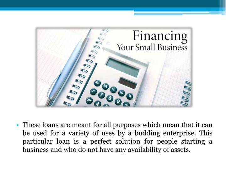 how to get a loan to start a new business