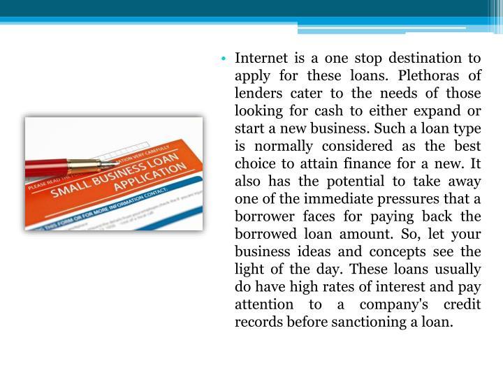 5 Small Business Loan Ideas | ExpertHub