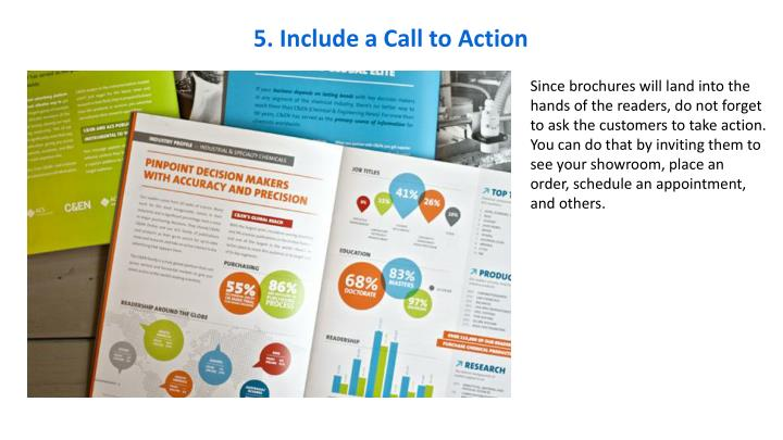 5. Include a Call to Action