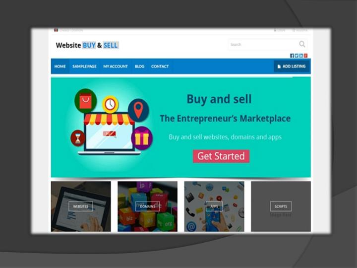 Website marketplace inetsolution buy and sell script