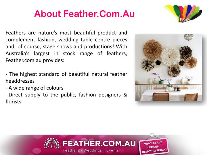 About feather com au