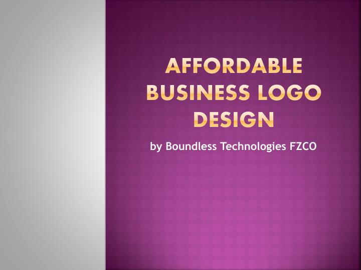 Ppt Excellent Dubai Company Logos By Boundless