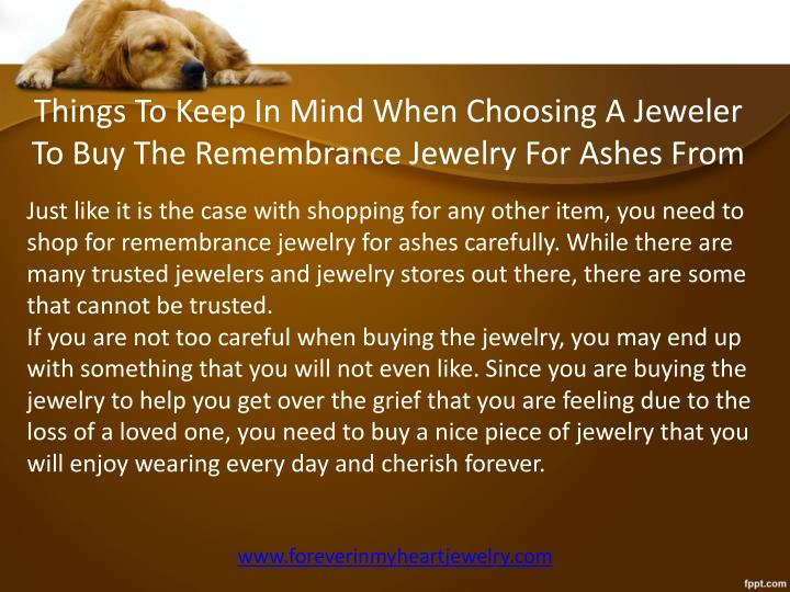 Things To Keep In Mind When Choosing A