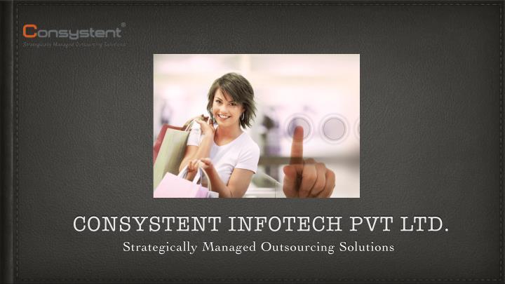 CONSYSTENT INFOTECH PVT LTD.