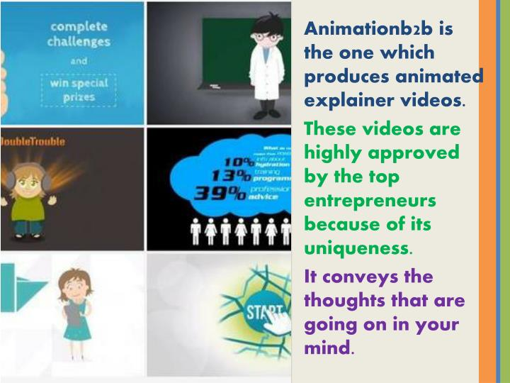 Animationb2b is