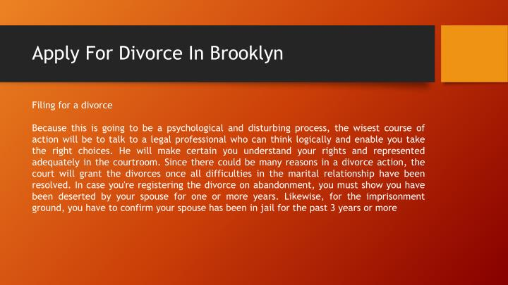 i ate the divorce papers essay There are many steps you will go through during the divorce process this is a detailed outline of common steps you will go through during your divorce.