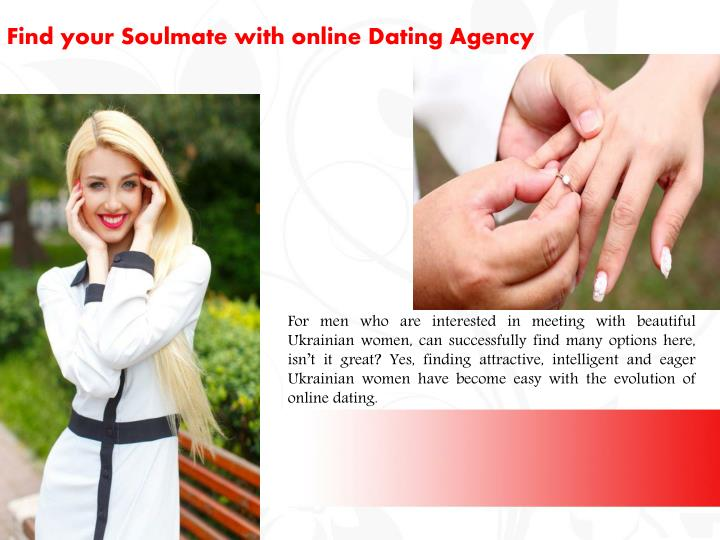 Find soulmate online dating