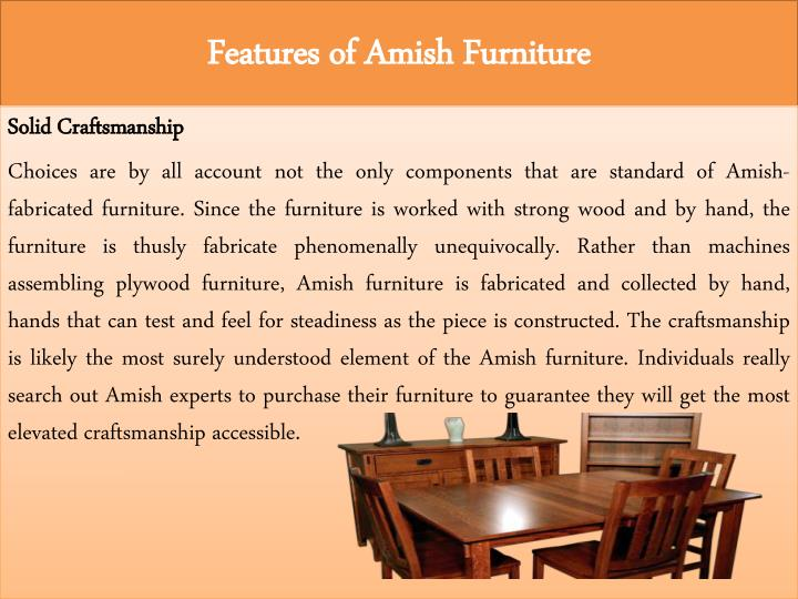 Online Amish Furniture Handcrafted Usa Made Furniture Autos Post