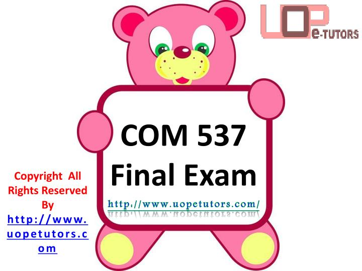 final exam questions answers Let us help you by explaining the top 5 hardest questions from the nasm cpt exam  hardest nasm cpt test questions (and answers)  and then took the final exams .