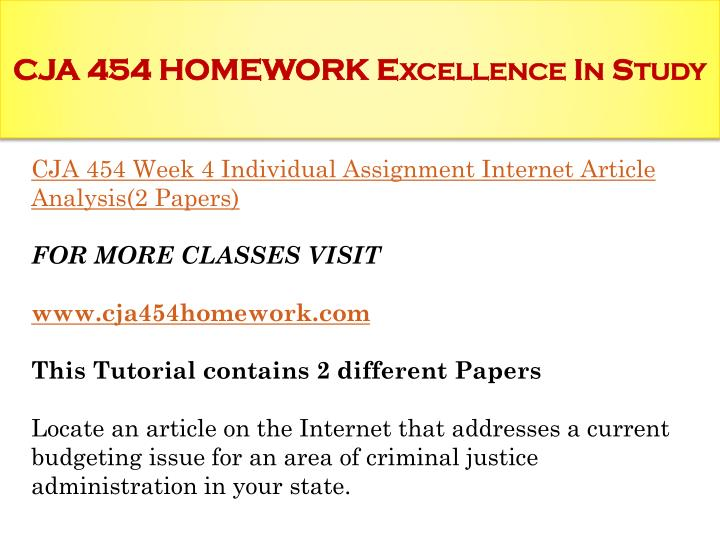 Articles against homework